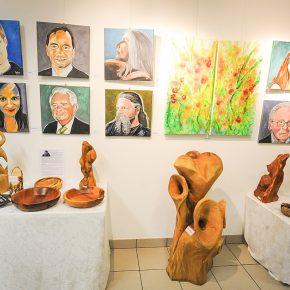 Ausstellung beim Kulturherbst Eichgraben