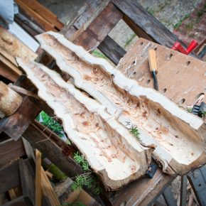 Didgeridoo bauen Workshop – Teil 1