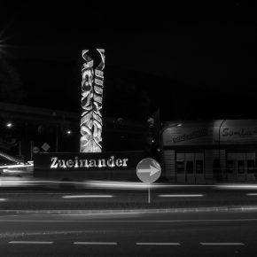 Skulptur aus Zirbenholz: Jetzt in Tullnerbach